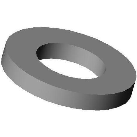 Ajile - Pour vis M10 : Rondelle plastique standard pour vis diam. M10