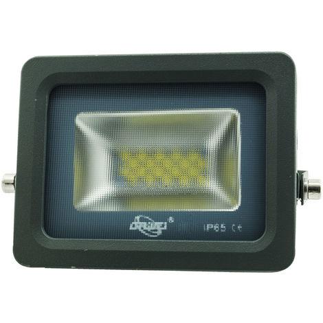 Faro 20W Watt Faretto A Led Alta Luminosità Da Esterno IP65