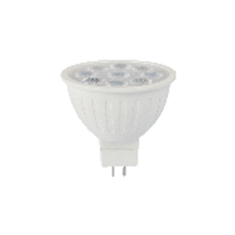 Ampoule LED MR16 6W GU5.3 12V AC/DC 4000K