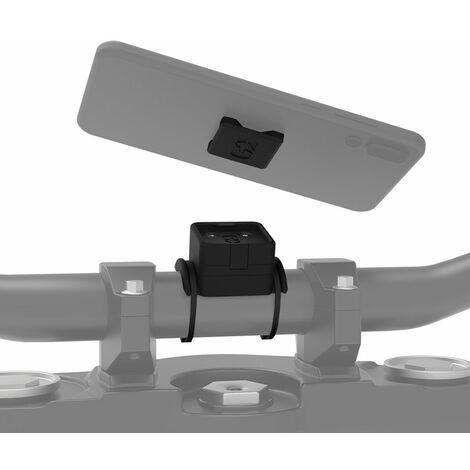 Support Universel De Smartphone Tubulaire Sur Guidon De Moto Oxford