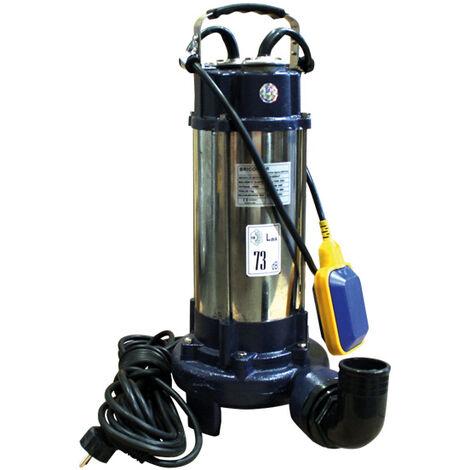 Bomba Sumergible Aguas Sucias 1500w - Bricoferr