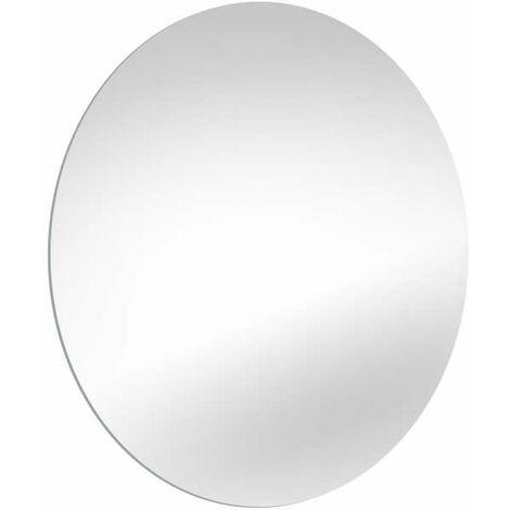 """specchio """"cassiopea"""" con led integrato, ø 60cm"""