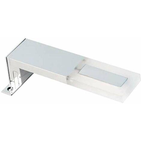 applique led per specchio bagno 40 mm, 380 lm