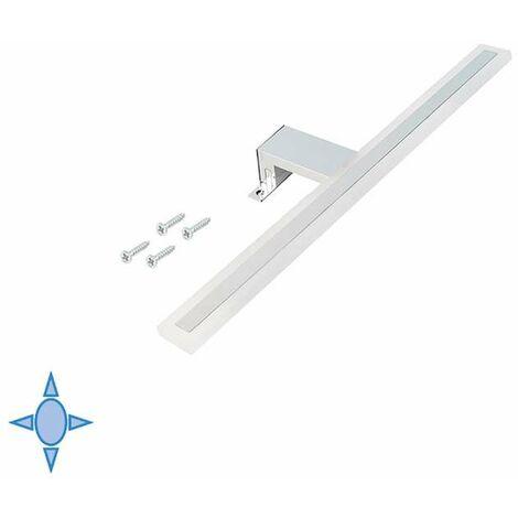 applique led per specchio bagno 300 mm, 550 lm