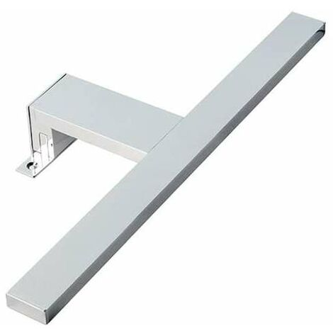 applique led per specchio bagno 450 mm, 520 lm