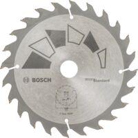Bosch Lame scie circulaire Bois 160x20/16x2,2mm ; 24D