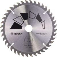 Bosch Lame scie circulaire Bois 160x20/16x2,2mm ; 40D