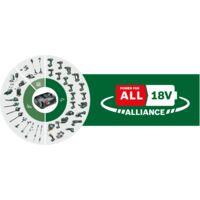 Bosch Taille-haies sans fil AHS 50-20 LI - 1 batterie 18V 2,5Ah