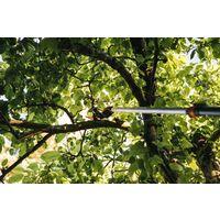 Fiskars Coupe-branches multifonctions à lame franche pour arbres et haies, Revêtement antiadhésif, Lames en acier/Manche en aluminium, Longueur: 1,6 m, Noir/Orange, UPX82, 1023625