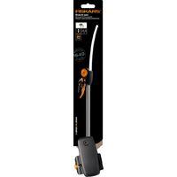 Fiskars Scie pour coupe-branches multifonctions UPX82 et UPX86, Acier trempé, Longueur: 46 cm, Noir/Argenté, 1023633