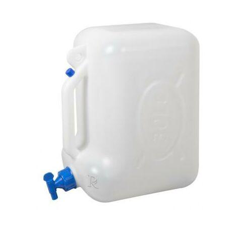 Jerrican alimentaire 30 litres avec robinet de service