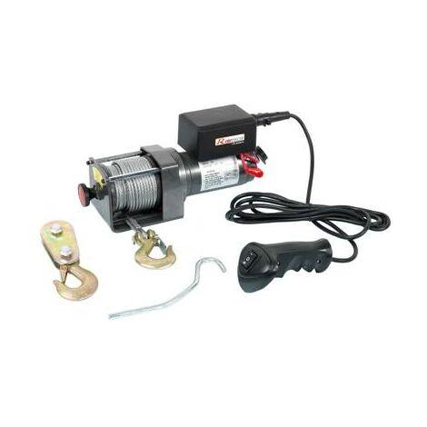 Treuil electrique 12V pour 4x4 et quad 2200 kgs