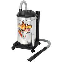 Aspirateur PRO à cendres froides ou chaudes - utilisation intensive