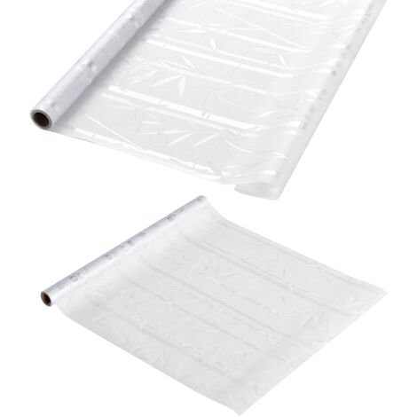 ® Vue Film protection 50 cm x 3 m statique Verre Dépoli Film Film rayé Casa. Pro
