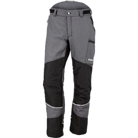 Pantalon de protection anti-coupures Duro 2.0 de KOX, gris, taille EU 40/ FR 34 - Gris