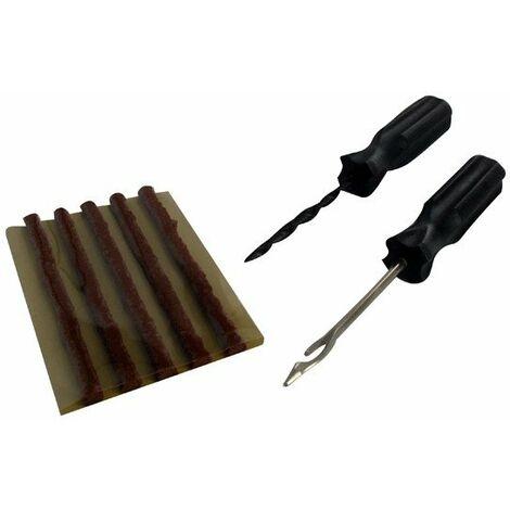 Kit de réparation UNIVERSEL pour pneus TUBELESS 2 et 4 plis
