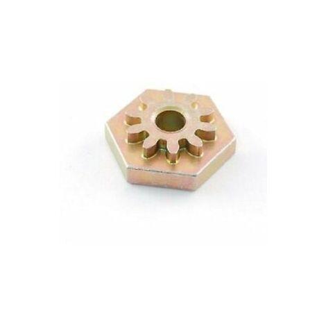 Pignon de réglage de plateau de coupe MTD 71704074 - 717-04074