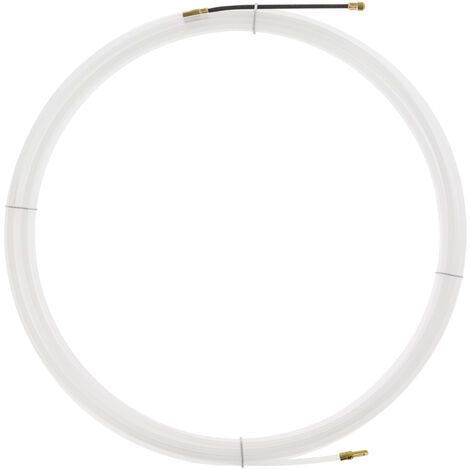 Tire fils nylon D=4 mm - L=10 m - AGI ROBUR