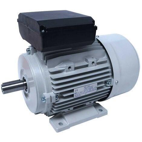Moteur electrique 220v 3kW 3000 tr/min - B3