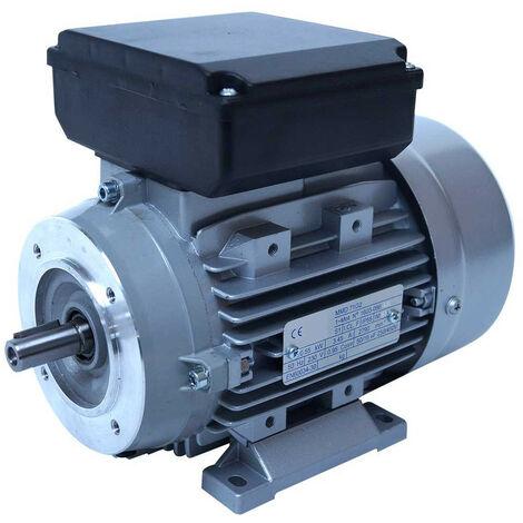 Moteur electrique 220v 0.37kW 1500 tr/min - B14