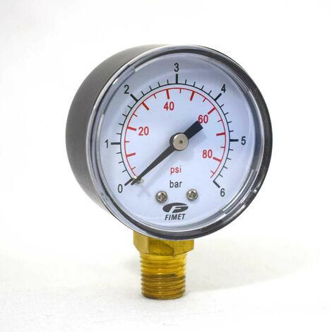 YctzePompe dessai de pression manuelle avec manom/ètre 18 pi/èces de d/étecteur de fuite de r/éservoir deau de voiture syst/ème de refroidissement accessoires de v/éhicule bo/îtier en alliage daluminium