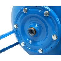 Kit Surpresseur Vertical 200L Pour Groupe Surpression Raccord 11/4 Kit Réservoir Vessie Vertical avec Accessoires