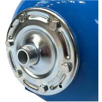 Kit Surpresseur Horizontal 50L Pour Groupe Surpression - Raccord 1 Kit Réservoir Vessie Vertical avec Accessoires