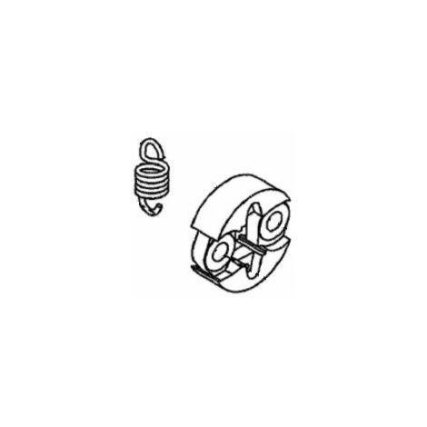 Embrayage débroussailleuse Echo