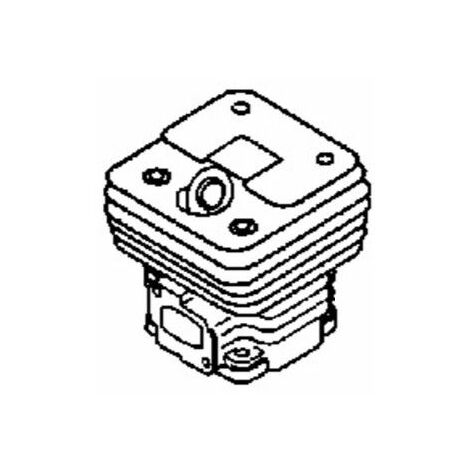 Cylindre débroussailleuse Echo