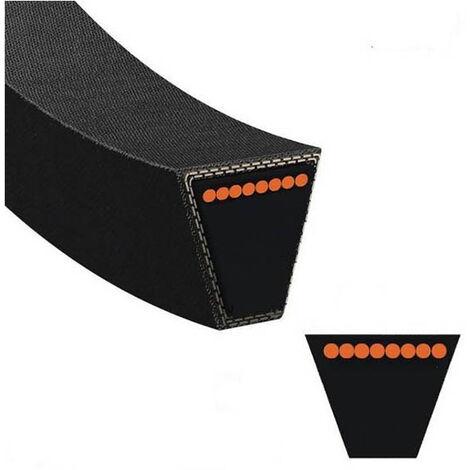 Courroie lisse trapézoïdale A78