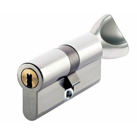 Cylindre européen RADIALIS NTà bouton 32.5Bx32.5mm - Multicouleur