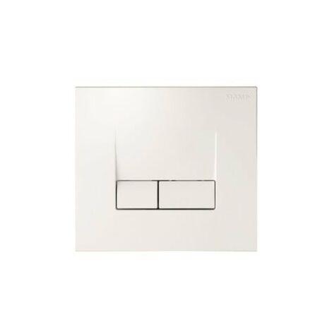Plaque de commande Siamp Smarty en ABS-Smarty-Blanche 31191010 Siamp
