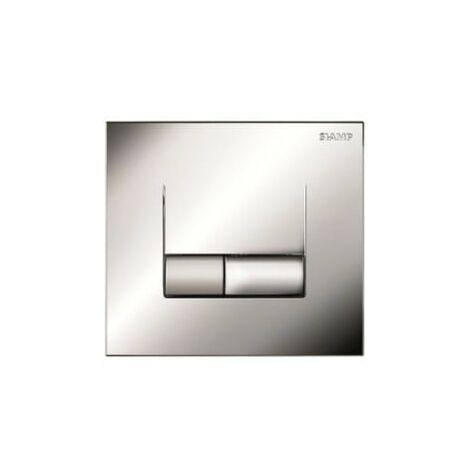 Plaque de commande Siamp Smarty en ABS-Smarty-Chrome-Brillant 31191210 Siamp