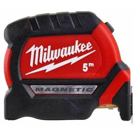 Mètre ruban 5M Premium Magnétique Gen 3 - Milwaukee