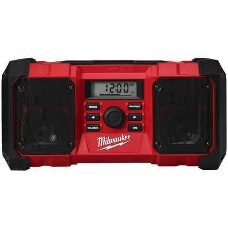 Radio-chargeur de chantier M18 Milwaukee M18 JSR-0