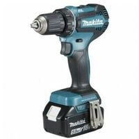 Perceuse visseuse Brushless 18V Li-Ion 2 batteries 5Ah BL1850B Ø 13 mm - Makita – DDF485RTJ