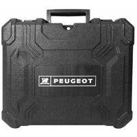 Perceuse Visseuse sans fil PEUGEOT Energydrill, 18V 2Ah, 2 batteries, chargeur, en malette