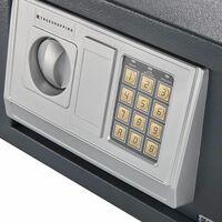 Coffre-fort Electronique Moyen 3 pênes Code Numérique sûr pour Maison et Bureau