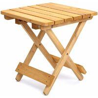 79x72x70cm Tevere Blanc 8009271907409 Pliante Progarden Table eWD2Y9HEI