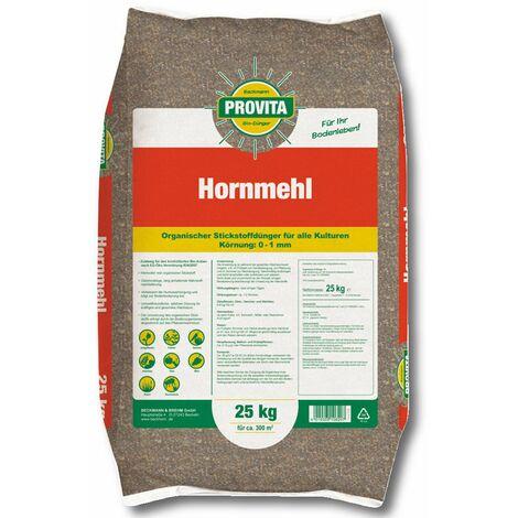 BECKMANN PROFI Provita® Hornmehl 25 kg gedämpft Ergänzung zu Grunddüngung