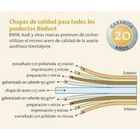 Accesorio Set De Estanterias 4 Baldas Standard Para Armario Biohort Metalico