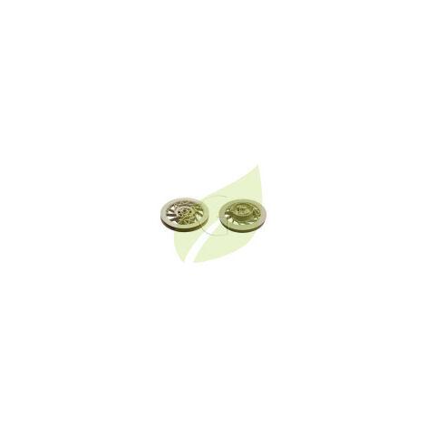 Poulie de lanceur tondeuse HONDA GX340, GX390, 28421-ZE3-W01
