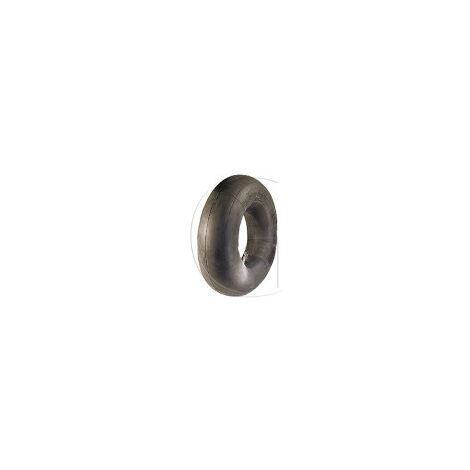 Chambre à air valve droite 4.10/3.50-4 ou 11X4.00-4