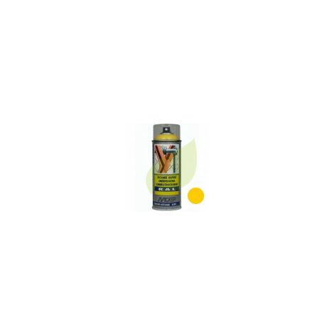 Bombe de peinture jaune JOHN DEERE aérosol 400 ml