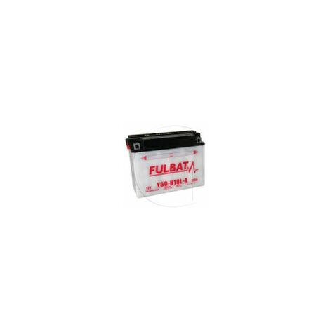 Batterie C50-N18L-A2 12 volts 18 Ampère