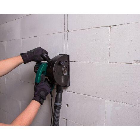 Rainureuse Murale 5 Disques Diamant le B/éton /Ø 133 mm,4800 W, 5000 r//min Rainureuse /à B/éton,Fraise Cannelure de Mur pour la Brique le Marbre etc