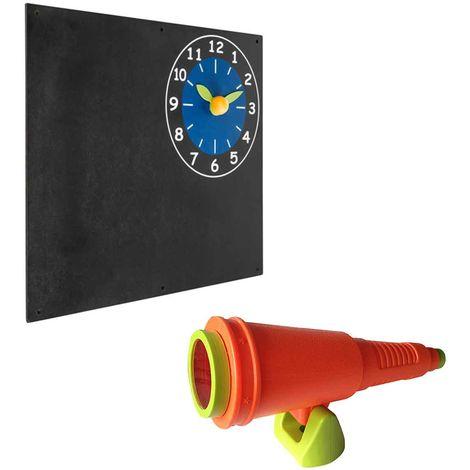 Accessoires en plastique pour aires de jeux aventuriers - Soulet