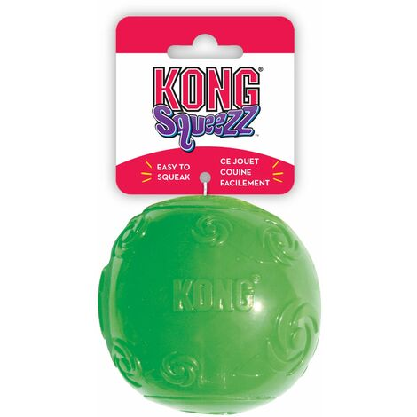 KONG Squeez Balle Taille L