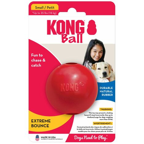 KONG Balle Taille S