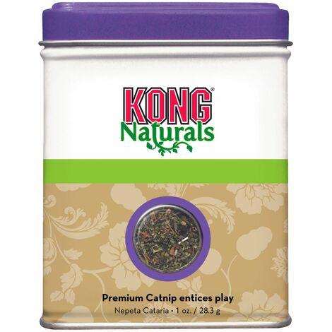 """Herbe à chats KONG® """"Premium Catnip"""" : 28,3gr"""